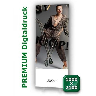 Grafikbahn Premium 1.000 mm Format: 1.000x2.100mm Banner 1000x2100 mm - grafikbahn-premium-1000x2100