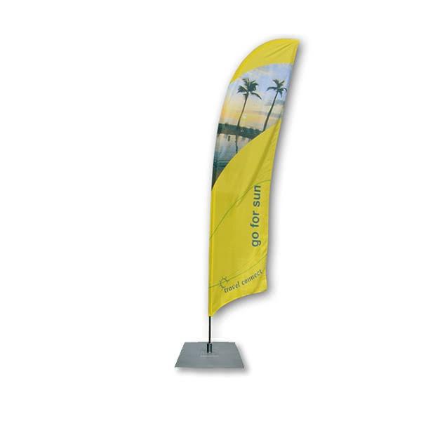 Beachflag-Standard-4100-Bodenplatte-Rotator
