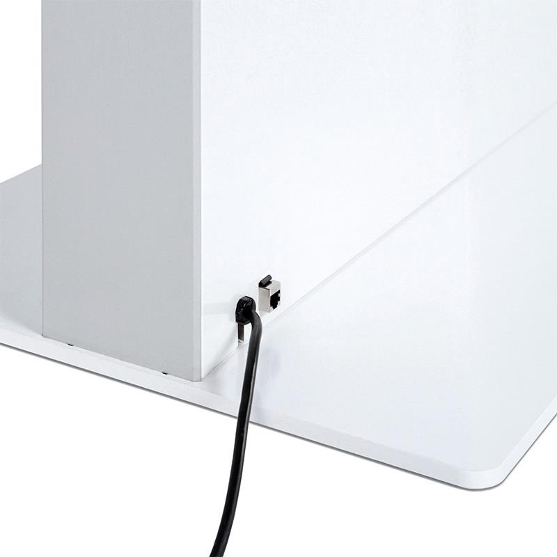 Digitale Infostele einseitig Bodenplatte weiß.jpg