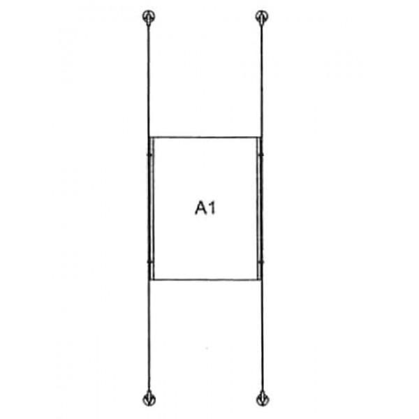 da-d-1xa1 - drahtseilsystem 1x din a1 hochformat 1