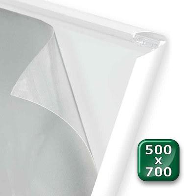Antireflexschutzfolie 500x700mm Standard-Ausführung 500x700 mm - Antireflexfolie_500x700
