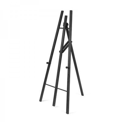 Holz-Staffelei Farbe: schwarz - Holz-Staffelei-schwarz