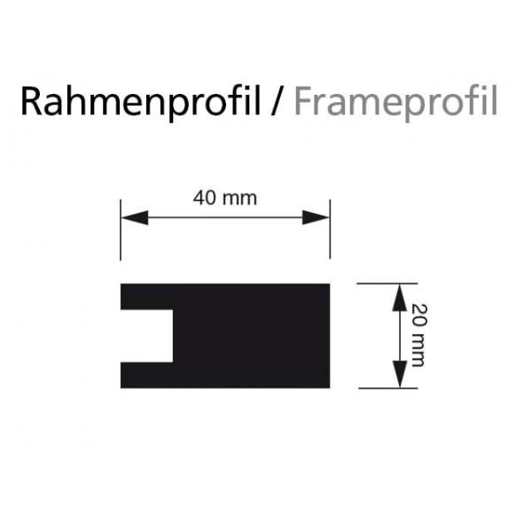 Holz-Wand-Kreidetafel-eckiges-Profil