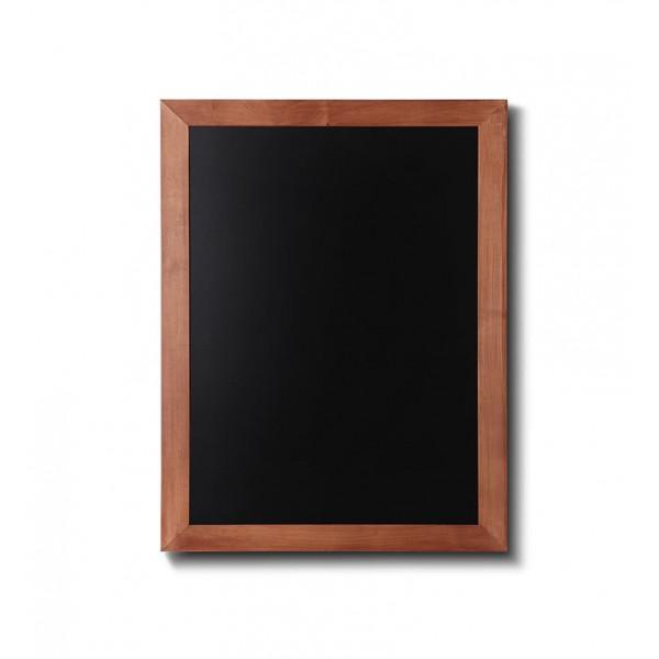 Holz-Wand-Kreidetafel-eckiges-Profil-500x600-hellbraun