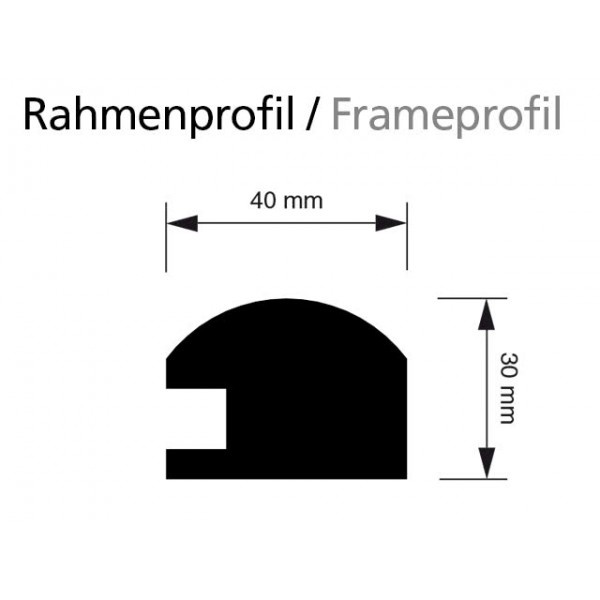 Holz-Wand-Kreidetafel-rundes-Profil 3