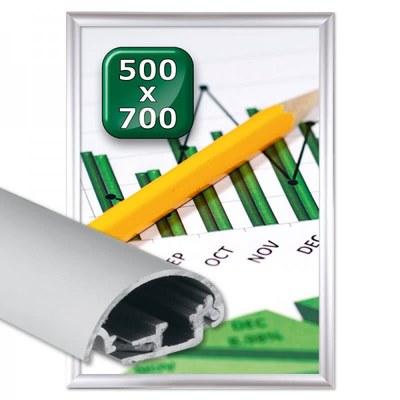 Klapprahmen Safety Einlegeformat: 500x700 mm 500x700 mm - Klapprahmen-safety 500x700 30er
