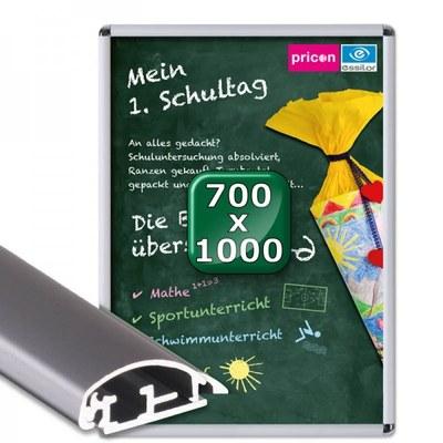 Klapprahmen Standard Einlegeformat: DIN A0 (841x1.189 mm) DIN A0 (841x1189 mm) - klapprahmen-700x1000-rondo