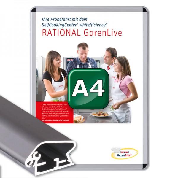 Klapprahmen A4 32mm Rondo