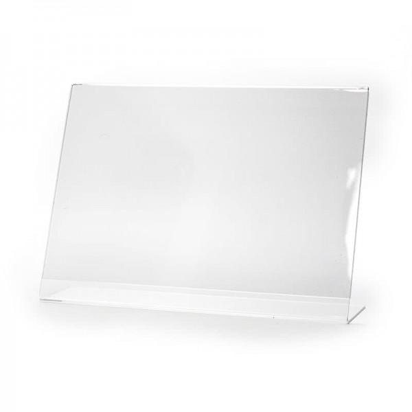 Dispenser-L-Aufsteller-DIN-A4-Querformat-PLA008Q