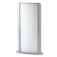 Leuchtsäule WAYLIGHT Einlegeformat: 594x1.682mm Ausleuchtung: LED - Format: 2x A1 übereinander - Leuchtkasten-Waylight-545x1682-LED-Uebersicht