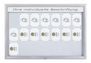 Schaukasten PREMIUM BT46 Outdoor LED