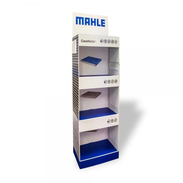 mahle caremetrix display seite
